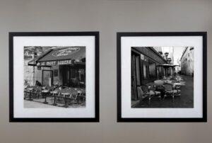 Cuadros café de París