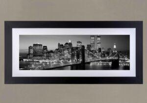 Cuadro Puente Brooklyn NYC