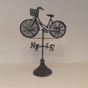 Bicicleta puntos cardinales