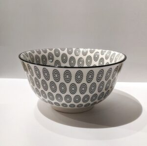 Bowl de porcelana A