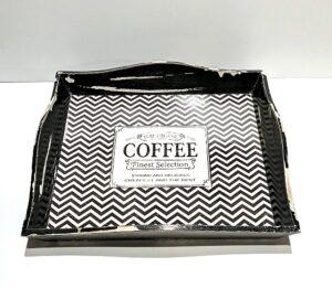 Bandeja rectangular Coffee