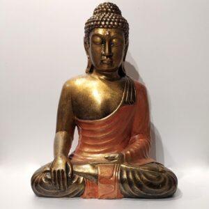 Buda resina bhumisparsha