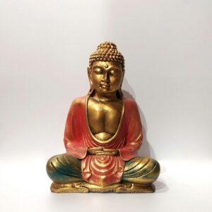 Buda sentado resina 20