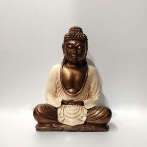 Buda resina 20 Dhyana