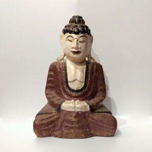 Buda sentado resina 25